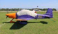 N355JM @ LAL - Mustang II