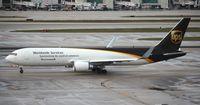 N355UP @ MIA - UPS 767-300