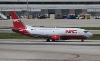 N360WA @ FLL - Northern Air Cargo