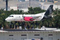 N362AG @ FLL - Silver Airways