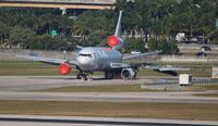 N370FE @ FLL - Fed Ex MD-10 that had a landing incident at FLL