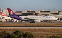 N370HA @ LAX - Hawaiian