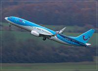 D-ATUE @ EDDR - Boeing 737-8K5 - by Jerzy Maciaszek