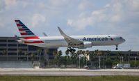 N386AA @ MIA - American - by Florida Metal