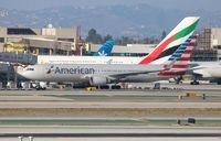 N386AA @ LAX - American