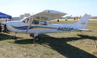 N405SP @ BKL - Cessna 172S