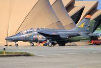 E130 @ LFRJ - Dassault-Dornier Alpha Jet E, Landivisiau naval Air Base (LFRJ) - by Yves-Q