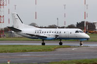 G-LGND - Just landed at Norwich.