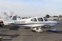 N564BP @ SZP - 2001 CIRRUS SR-22, Continental IO-550 310 Hp - by Doug Robertson