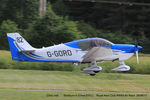 G-GORD @ EGCJ - Royal Aero Club RRRA Air Race - by Chris Hall