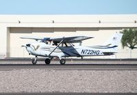 N722HG @ KSDL - Cessna 172R - by Mark Pasqualino