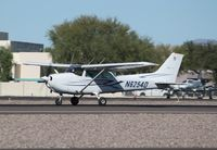 N6254D @ KSDL - Cessna 172N - by Mark Pasqualino