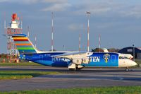 SE-DSU @ EGSH - Towed from engine runs. - by keithnewsome