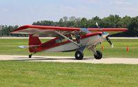 N410BP @ OSH - Bearhawk Patrol - by Florida Metal