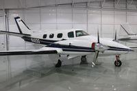 N410G @ THA - Beech B-60 Duke