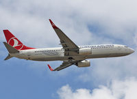 TC-JHP @ LFBO - Clilmbing after take off from rwy 32R - by Shunn311