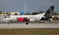 N417XJ @ MIA - Silver Airways