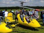 D-MPRL @ EDKV - AutoGyro MT03 Eagle at the Dahlemer Binz 60th jubilee airfield display