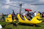 D-MRNR @ EDKV - AutoGyro MT03 Eagle at the Dahlemer Binz 60th jubilee airfield display