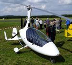 D-MBGA @ EDKV - AutoGyro Calidus at the Dahlemer Binz 60th jubilee airfield display