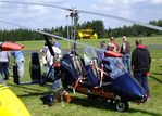 D-MEHJ @ EDKV - AutoGyro MT-03 Eagle at the Dahlemer Binz 60th jubilee airfield display
