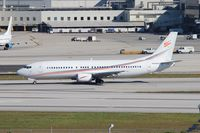 N420US @ MIA - Swift Air