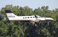 N421CW @ LAL - Cessna 421C