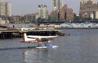 N1637M - N1637M on East River New York