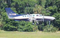 N421GM @ LAL - Cessna 421C