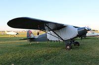 N421PC @ OSH - PA-18 Super Cub replica