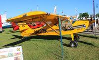 N423K @ OSH - Aeropro A220