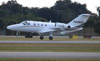 N426ED @ ORL - Citation CJ1