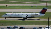 N433SW @ DTW - Skywest - by Florida Metal