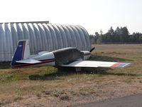 N6668R @ BOK - at Brooking airport OR