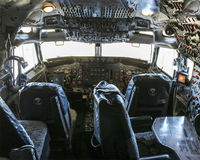 72-7000 - Flight Deck.  Air Force One (President Ronald Reagan) - by Jeff Sexton