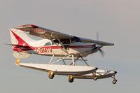 C-GMTV @ CYNJ - Landing - by Guy Pambrun