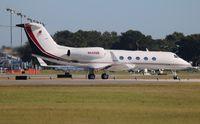 N440MB @ ORL - Gulfstream 450