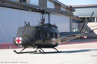 71-20233 @ KOQU - Bell UH-1H Iroquois (Huey)   C/N  71-20233 Rhode Island Quonset Air Museum (QAM)