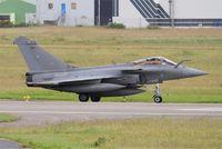8 @ LFRJ - Dassault Rafale M, Taxiing to flight line, Landivisiau Naval Air Base (LFRJ) Tiger Meet 2017 - by Yves-Q