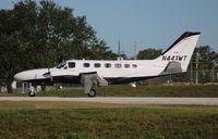 N441WT @ ORL - Cessna 441