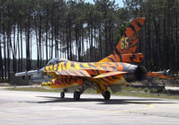 FA-77 @ LPMR - Tiger schemme.