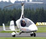 D-MYFP @ EDKV - AutoGyro Calidus at the Dahlemer Binz 60th jubilee airfield display