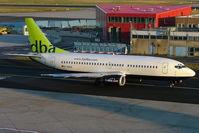 D-ADIA @ EDDF - Deutsche BA current YL-BBJ airBaltic - by Jan Buisman