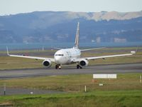 DQ-FJF @ NZAA - taxying down for take off - by magnaman