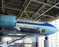 72-7000 - President Ronald Reagan's Air Force One - by Jeff Sexton
