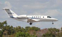 N446CJ @ DAB - Citation CJ4