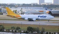N451PA @ MIA - Polar Air Cargo 747-400F