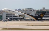 N457UP @ MIA - UPS 757-200