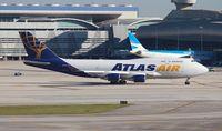 N458MC @ MIA - Atlas Air