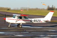 G-BSZO @ EGSH - Arriving in bright autumn light. - by keithnewsome